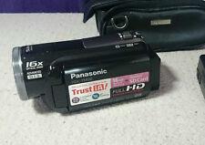 Panasonic HDC-TM20 Alta Definición Videocámara de Memoria Flash Sd Ranura de memoria 16 GB