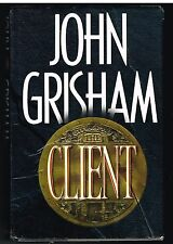 The Client by John Grisham 1993 1st Edition Nice Book In Good Condition! $