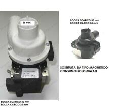 ELETTROPOMPA SCARICO POMPA PLASET 7455 / 51411 ARISTON INDESIT 035656