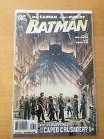 BATMAN 686, NM- 9.2, 1ST PRINT, KUBERT COVER