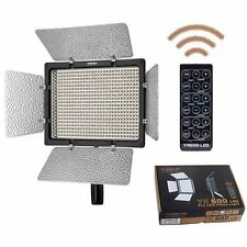 Yongnuo YN-600 Pro LED Video Light for Canon Nikon Camcorder w/ Remote IT