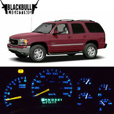 Blue LED Interior Replacement Dash Cluster Lights for 2000-2006 Chevrolet Tahoe