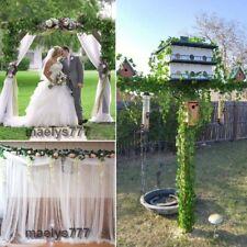 Lierre artificielle plante guirlande décoration maison mariage 200cm  6 / 12pcs
