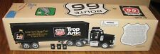 1998 Phillips 66 Trop-Artic Motor Oil Semi Truck Bank 1/32 Toy LIGHTS & SOUND