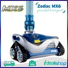 Zodiac MX6 Pool Cleaner with X-Drive Navigation for Total Pool Coverage