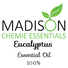 Eucalyptus Essential Oil, 100% Pure 30mL
