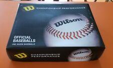 Wilson A1001 Collegiate / High School Baseball (1 Dozen)