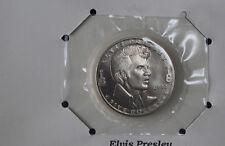 1993 Elvis Presley Marshall Islands $5.00 DCAM Gem Proof Coin B7513