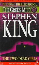 The Green Mile: The Two Dead Girls Stephen King Audio Cassette Used - Good