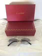 Cartier Rimless Sunglasses-NEVER BEEN USED