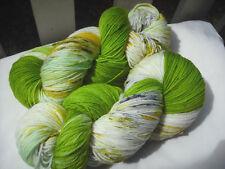 Fleece Artist 2909 Sock Knitting Yarn, 80/20 Superwash Merino/Nylon, 120g x 360m