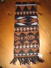 Topman soft wooly aztec pattern scarf/shrug BNWT