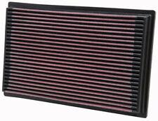 Navara D40 K&N 33-2080 High Flow Air Filter YD25 Spain Built & STX Model V9X