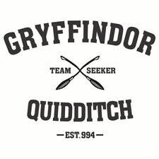 Harry Potter Gryffindor Quidditch Stencil