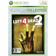Used Xbox360 Left 4 Dead 2 Platinum Collection Japan Import