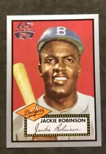 Jackie Robinson Brooklyn Dodgers 2017 Topps 65th Anniversary Baseball Card