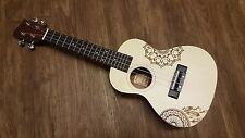 23 Inch Small Hawaiian Ukulele 4 String Fun Guitar