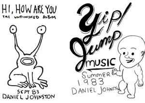 "Daniel Johnston : Hi, How Are You/Yip/Jump Music VINYL 12"" Album Box Set 3"