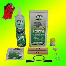 Scheibenkleber Set BOLL SPRINT Frontscheibe Windschutz Reperatur + Handschuh