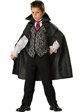 InCharacter Costumes Midnight Vampire Costume One Color Size 6