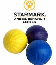 Starmark Rubber Dog Toys