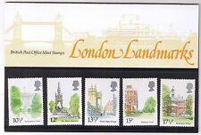 GB Presentation Pack 118 1980 London Landmarks 10% OFF 5