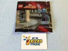 Lego Super Heroes Polybag 5002125 Electro New/Sealed/Retired/Hard to Find