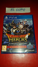DRAGON QUEST HEROES LE CREPUSCULE DE L'ARBRE DU MONDE DAY ONE SONY PS4 NEUF VF