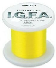 Morris Nylon Line Varivas I.G.F.A. Trolling 1000m #24 80lb Yellow With Tracking
