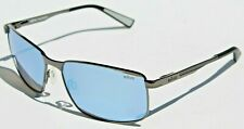 REVO Knox Sunglasses POLARIZED Gunmetal/Blue Water NEW RE1047