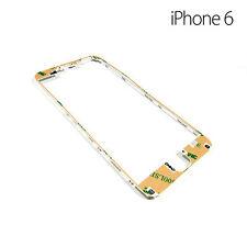 Marco Soporte Medio con Adhesivo 3M para Pantalla iPhone 6 - Color Blanco