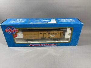 Atlas 9042-1 O 36' Wood Reefer Car H.M. Noack #3116 (2 Rail) w/ Box