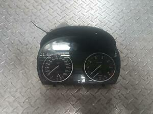 BMW 3 SERIES INSTRUMENT CLUSTER, E90, PETROL, 3.0, 03/05-01/12