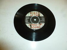"WINGS - Let 'Em In - 1976 UK 2-track 7"" Vinyl Single"