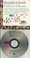 Luciano PAVAROTTI w/ U2 & DURAN DURAN Rare 4TRX SAMPLER ADVNCE PROMO DJ CD 1996