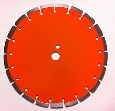 "14"" (356mm) Premium diamond saw blade demo saw blade Concrete Brick Pave"