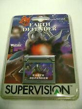 Watara Supervision Game EARTH DEFENDER Watara Supervision Game System BRAND NEW
