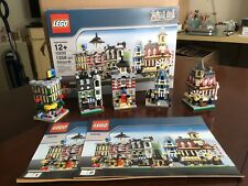 LEGO Mini Modulars 10230, VIP Exclusive Set COMPLETE Excellent Condition RETIRED