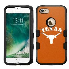 for Apple iPhone 8 Plus Armor Rugged Hard Hybrid Case Texas Longhorns #O
