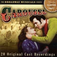 Various Artists - Broadway Musicals Series: Carousel (CD) (2003)