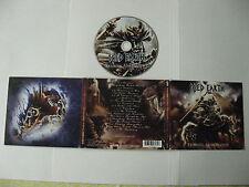 ICED EARTH - framing armageddon DIGIPAK - CD Compact Disc