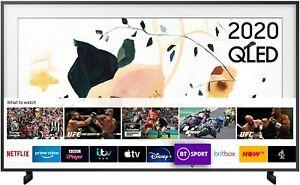 "Samsung 32"" The Frame Art Mode QLED Full HD HDR Smart TV Frame Design QE32LS03T"