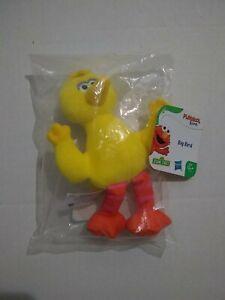 Playskool Friends Sesame Street Big Bird Plush 7in