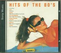 Hits Of The 80'S - Toto/Wham!/Bangles/Europe/Adam Ant/Bonnie Tyler Cd Perfetto
