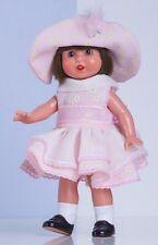Mini Mariquita Pérez vestido epoca rosa. (MM60110)