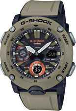 Casio G-Shock GA2000 Front Button A/D Khaki/Black Men's Watch GA2000-5A