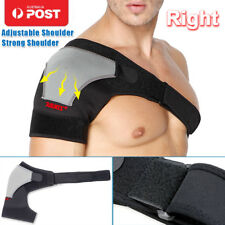 Adjustable Shoulder Support Brace Strap Joint Sport Gym Compression Bandage Wrap