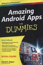 Amazing Android Apps For Dummies-ExLibrary