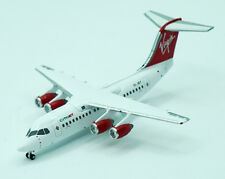 1:400 Jet-X Virgin CityJet BAe 146-200A -EI-JET