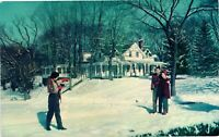 Vintage Postcard - Holiday Hills YMCA Hotel Pawling New York NY #4106